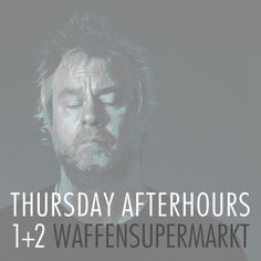 Thursday Afterhours by Guido Braun / Waffensupermarkt | Free Listening on SoundCloud