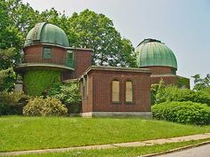 Gift to Case Western University -- an observatory -- abandoned.  How does one abandon an observatory???