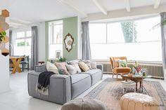 Shop my home   XL Hometour   Binnenkijken, Interieurinspiratie, woonideeën en stylingtips, woonkamer, kelim