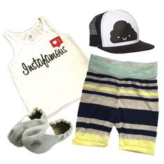 ed3e08684708ff We heart stripes!!! This outfit inspiration starts with our fun aqua