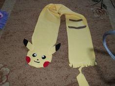 Pikachu Pokemon Scarf
