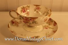 ON SALE 25 OFF Vintage Haviland and Co by DenasCollectibles, $18.00