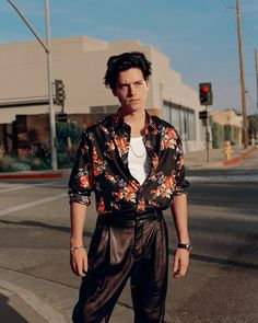 Cole Sprouse- Photographed by Kelia Anne