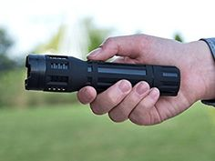 SABRE Stun Gun with Tactical Flashlight – Industry's Strongest Look Good Feel Good, Buyers Guide, Flashlight, Solar, Guns, Top, February, Coloring Books, Gadgets