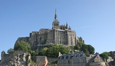 From abbey to prison, and back to abbey again!  Discover the rich history of the Mont Saint Michel abbey in France: http://monasteryworldwide.com/mont-saint-michel-abbey-france/