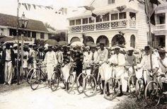 Domineestraat Paramaribo