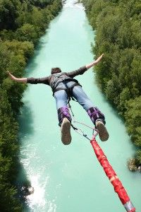 Bungee jumping new hampshire