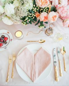 47 Napkin Folds That Will Elevate Your Reception Tables #WeddingNapkinFold #NapkinFold #WeddingTableSetting #WeddingTableDecor | Martha Stewart Weddings - Napkin Folds That Will Elevate Your Reception Tables