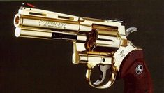 Look how she shines Colt Python, Revolver Pistol, Fire Powers, Guns And Roses, Cool Guns, Knives And Swords, Guns And Ammo, Firearms, Shotguns
