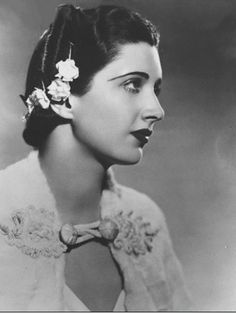 Kay Francis Glamorous movie star, 1935 | Flickr - Photo Sharing!