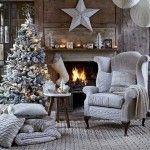 Rustic Christmas Indeed Decor