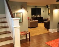 Basement Design Ideas, Pictures, Remodels and Decor
