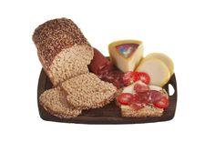 Amanspeak miniatures dolls house miniature food artisan - Preparing Food