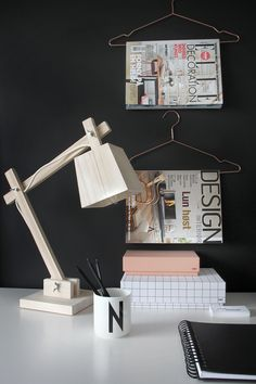 Nordic Days is a website with Scandinavian interiors where you learn everything about Scandinavian design and the latest home interior trends. Workspace Inspiration, Room Inspiration, Interior Inspiration, Office Deco, Hay Design, Nordic Home, Wood Lamps, Scandinavian Interior, Scandinavian House