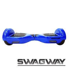 It;s a Swagway! Some people call them hoverboards, phunkeeduck, monorover, hovertrax, airboard, IO hawk, futurefoot, groundgliders, or swegways. Get yours at http://swagway.com