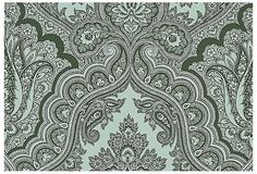 Chic Paisley - who wants to paper the accent wall in my kitchen?
