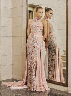 Atelier Versace Haute Couture spring 2017