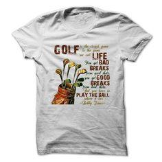 GOLF T Shirts, Hoodies. Check price ==► https://www.sunfrog.com/Sports/GOLF-51979805-Guys.html?41382 $19