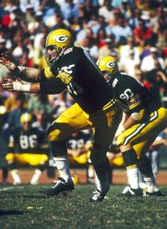 Ray Nitschke, Green Bay Packers