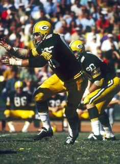Ray Nitschke, Green Bay Packers