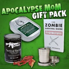 Apocalypse Mom Gift Pack for Mother's Day
