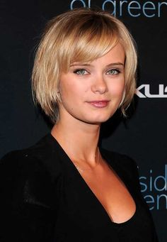 15 Best Short Hairstyles for Thin Hair | Short Hairstyles & Haircuts 2015