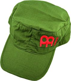 Meinl Army Cap Olive Purchase here!http://www.drumcenternh.com/wearables/meinl-army-cap-olive.html