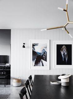 Albert Park Apartment by Griffiths Design Studio | est living