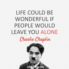 Charlie's one of my favorites
