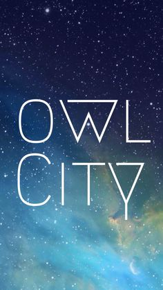 Owl City  I don't know if I can claim to be a fan because I only have three songs but two are my absolute favorites