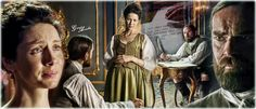 "genoacedo: "" Claire and Murtagh #Outlander #season2 @caitrionambalfe…"