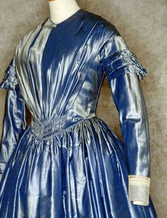 Day dress ca. 1840
