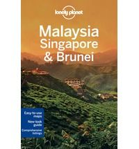 Malaysia, Singapore & Brunei (Lonely Planet Multi Country Guides) By (author) Simon Richmond