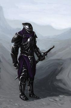 TES Morrowind - Skywind armour art.