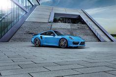 Techart voorziet gefacelifte Porsche 911 Carrera en Turbo S van meer vermogen