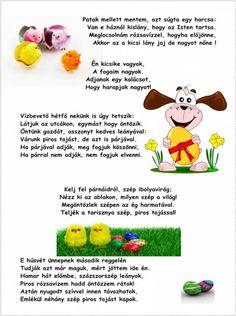 Poems, Easter, Mint, Amigurumi, Poetry, Easter Activities, Verses, Poem