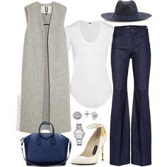Fall Fashion Trend: Flared Denim Coat: (unknown) Top: Helmut Lang Jeans: Giambattista Valli Shoes: Tom Ford Bag: Givenchy Hat: BCBGMaxAzria #fall2015 #fallfashion #fashion #fashionable #fashionista #givenchy #tomford #instadaily #instalike #instastyle #instafashion #styleinspiration #slay #stylish #style #diamonds #chic #photooftheday #picoftheday #mmis #lotd #ootd #trend #flaredjeans #denim