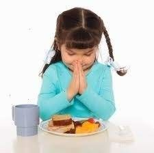 IT IS SO IMPORTANT TO PRAY OVER YOUR FOOD AND DRINK!