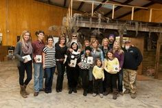 Sarah Palin stops by Duck Commander