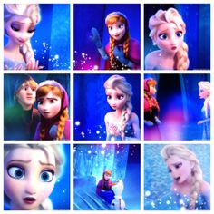 ✝☮✿★ DISNEY FROZEN ✝☯★☮ For The First Time In Forever