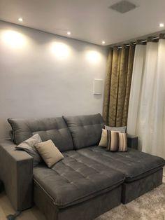 Condo Interior Design, Home Planner, Living Room Tv, Decoration, Bedroom Decor, New Homes, House Design, Sweet Home, Furniture