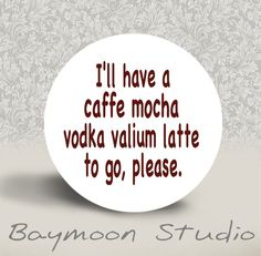 Starbucks, sometimes what I really need is...