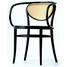 Thonet 210R Bentwood Armchair. Need to find side chair too. In natural beech wood TP17