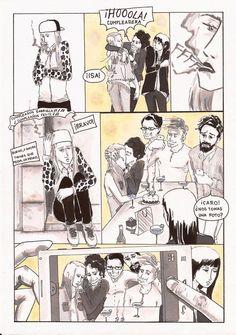 Alguien a Quien Solía Conocer. Página 2