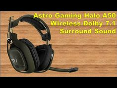 Best Gaming Headset | Astro Gaming HALO A50 Headset