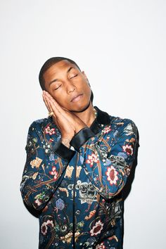 pharrell  Williams  by  Terry  Richardson