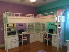 Kids Beds, Custom Made Bunk Beds and Kids Bedroom Furniture ...                                                                                                                                                      More