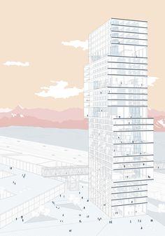 Vertical City | KooZA/rch