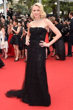 See the best red carpet fashion from Cannes Film Festival: Naomi Watts