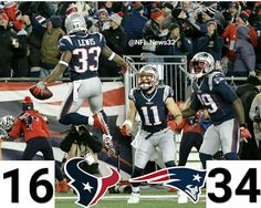 No team finds players like the New England Patriots, who have stumbled upon true stars in Julian Edelman and Dion Lewis. Both will be major parts of the offense in Super Bowl LI. Texans Football, Football Memes, Nfl Season, Football Season, New England Patriots Logo, Julian Edelman, Nfl News, Fantasy Football, National Football League